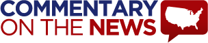 Commentary On The News Logo